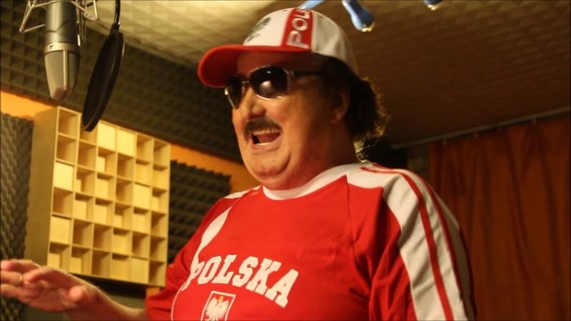 Lewandowski gol dla Polski Śpiewa KRZYSZTOF KRAWCZYK