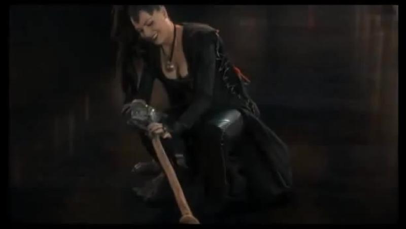 Evil queen Maleficent