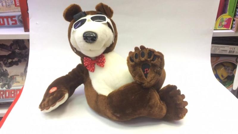 Поющий медведь