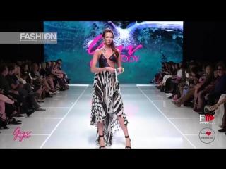 GYV ME BODY Spring Summer 2018 Art Hearts Los Angeles Fashion смотреть онлайн без регистрации