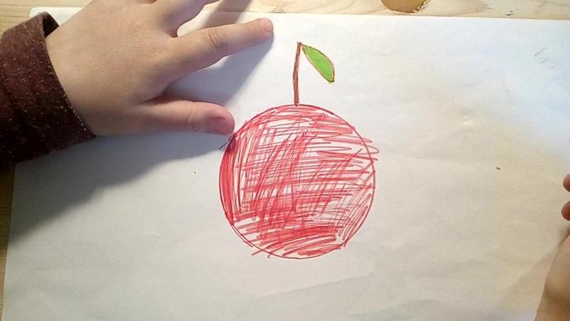 Эх яблочко куда ты катишься