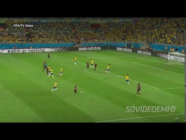 Brasil 1x7 Alemanha - Tocou No Lham , Bateu Pro Meio