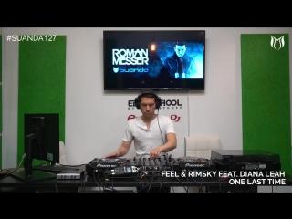 FEEL & RIMSKY feat. Diana Leah - One Last Time [Suanda Voice]