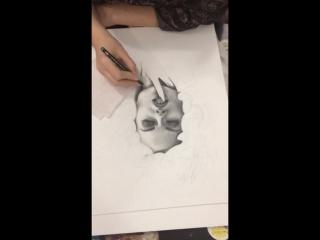   В процессе исканий и творческих порывов   TATTOO SPOT STUDIO  