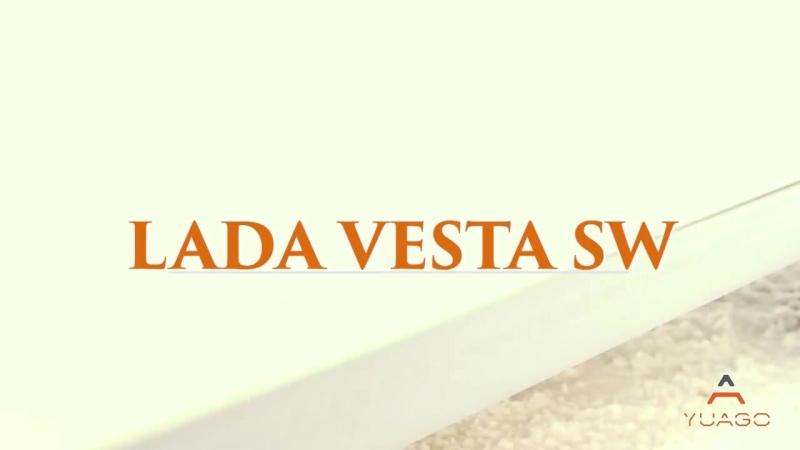 CROSS-комплект на LADA VESTA SW
