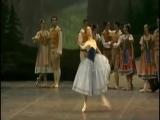 Svetlana Zakharova dancing Giselle, Act 1, Variation