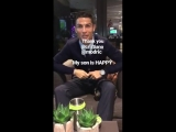 Cristiano Ronaldo had a special message for Nemanja Matics son mufc
