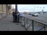 Техно-петух и другие клоуны зазывают на выборы жителей Петербурга