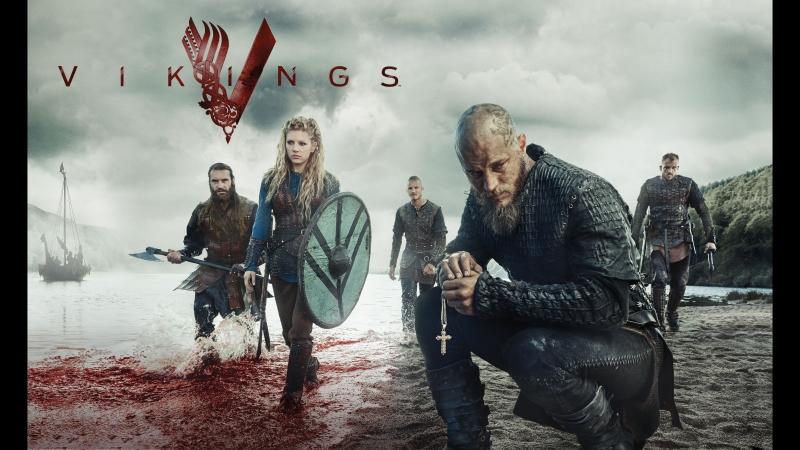 Викинги 1 сезон 7 - 9 серии