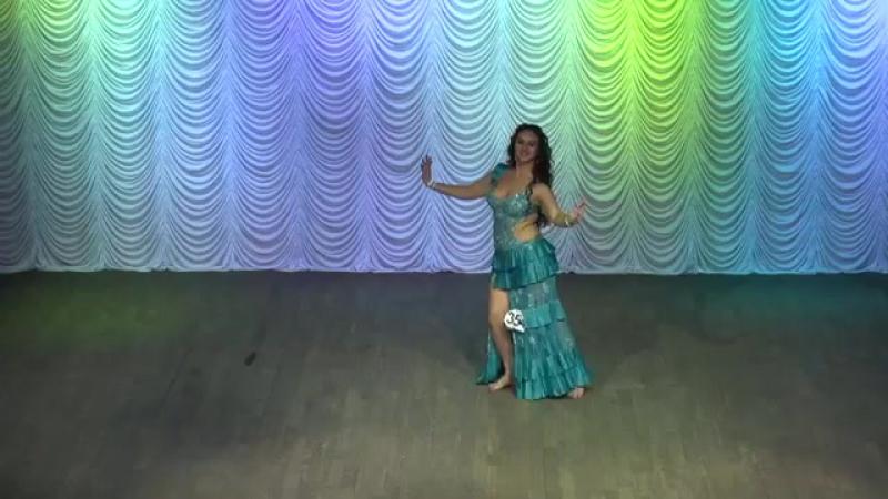 Юлия Сидорук ☀ Tribal Fusion belly dance ATS FINAL☀Ukraine Oryantal Dans Champio 19005