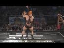 Jason Kincaid, Mizuki Watase vs. Keisuke Okuda, Naomi Yoshimura (DDT - Fighting Beer Garden 2018 ~ DDT Day)