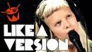 Aurora covers Massive Attack 'Teardrop' for triple j's Like A Version