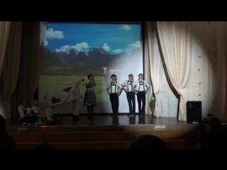 Баварский танец (Творческая Лаборатория Апельсин, номинация Dancing World)