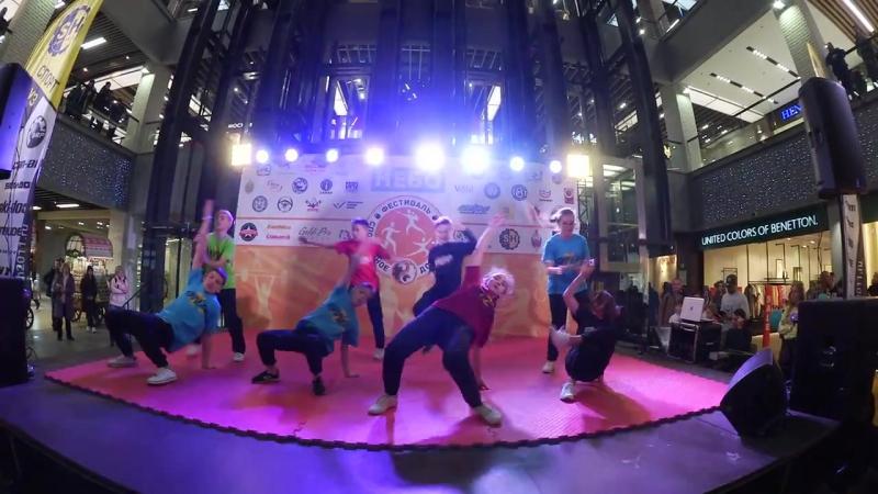 ДРУЖИНА I Serious Dance School СПОРТИВНОЕ ДОСТОЯНИЕ