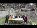 Волгоградская группа туристов посылает сигналы из Азербайджана с помощью Гавалдаша.MVI_2964