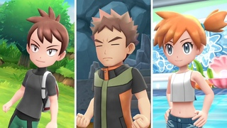 UK: Explore the World of Pokémon: Let's Go, Pikachu! and Let's Go, Eevee!
