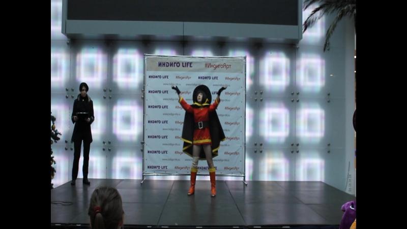 Дефиле: Neko–Rin – Konosuba – Megumin