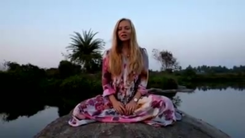 Татьяна Доброклонская - 3-я конференция по аштанга йоге