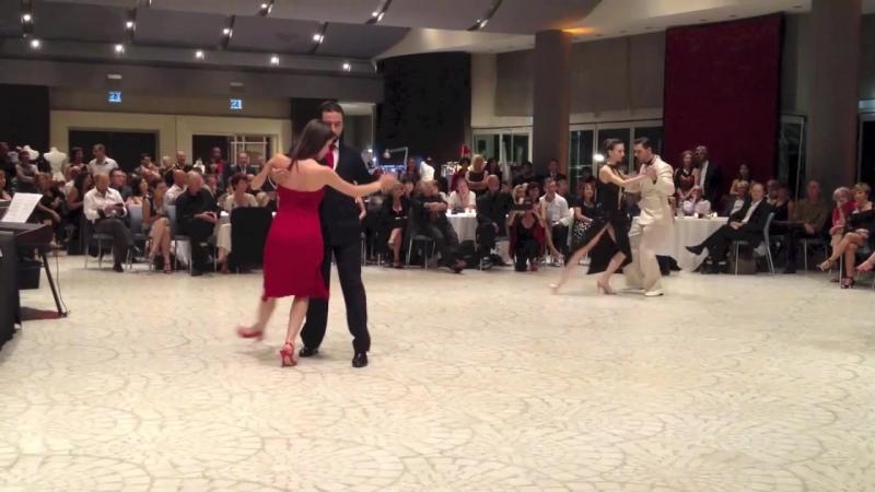 Isabella Fusi et Diego Amado - 6° Festival International de Monte-Carlo (MONACO)