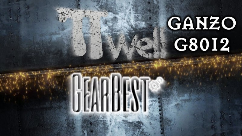 Обзор жирного ножа Ganzo g8012. Спасибо GearBest. Розыгрыш №2