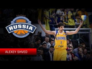 Alexey Shved All Star Game 2018 Profile