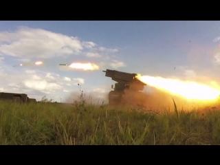 Минобороны опубликовало видео танковых учений в Челябинской области