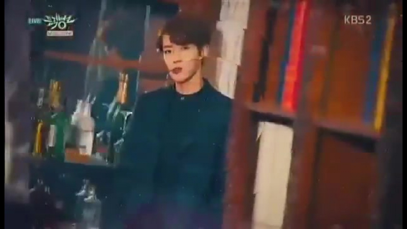 180105 Комбэк превью на KBS Music Bank