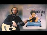 Brenda Lee - Crazy Talk (bass cover)