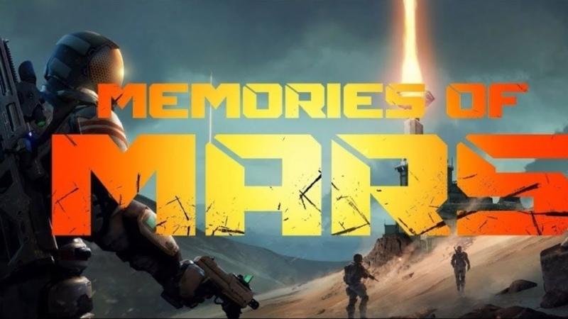ПУТИШЕСТВИЕ НА МАРС Memories of Mars 18 Chapter 2
