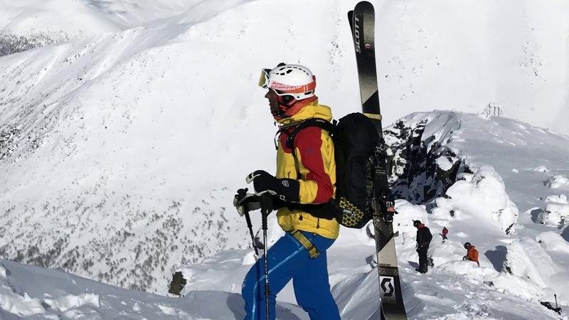 Ski tour in Khibiny 2018 | Khibiny Mountain Club OFFsk.com | Скитур в Хибинах