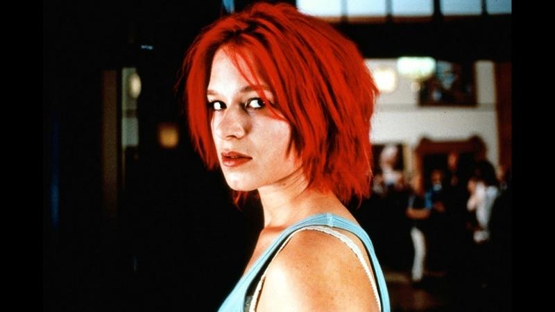 Беги Лола беги Lola rennt 1998 girls gangsters