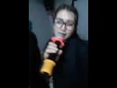 Салиха Унгарбаева - Live