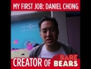 My First Job: We Bare Bears Creator Daniel Chong