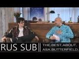 Asa Butterfield Interview THE SPACE BETWEEN US - Kissing Britt Robertson Tuna Sandwich