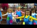 Танец под названием Коротышки.Бердянск новогодний утренник 2014 в клубе Современник
