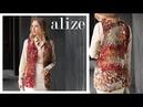 Alize Burcum Batik ile Zeminsiz Zincir İşi Yelek Yapımı Making Baseless Chain Work Vest