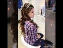 Свадебная причёска на длинные волосы