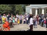 Детский праздник в Старой Мельнице