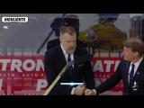 1/4 финала ЧМ-2018. Швеция - Латвия - 3:2
