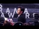 Чжи Чан Ук на KBS Drama Awards 31 12 2014 г
