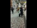 Пешеходная улица в Сендае
