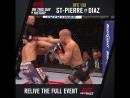 OnThisDay in 2013 GSP vs Diaz