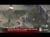 Эвакуация школьников во Флориде