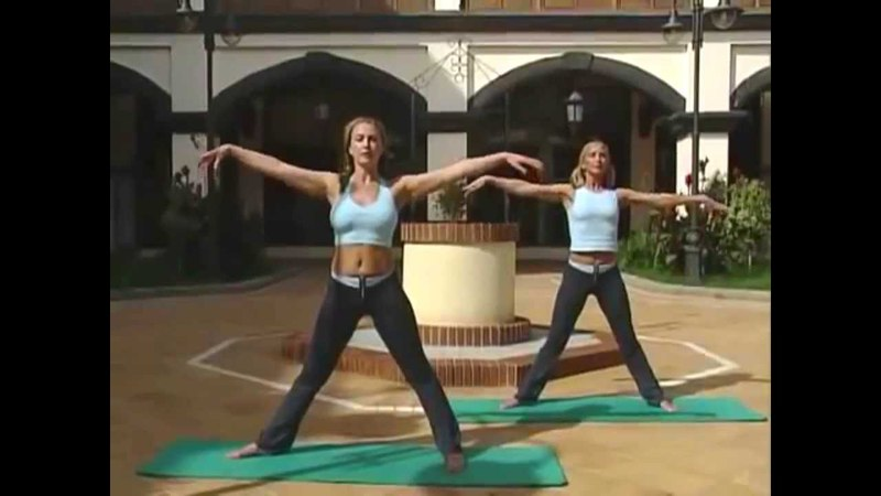 Yoga Dance - Healthy Living Series - Susan Fulton and Lucy Knight