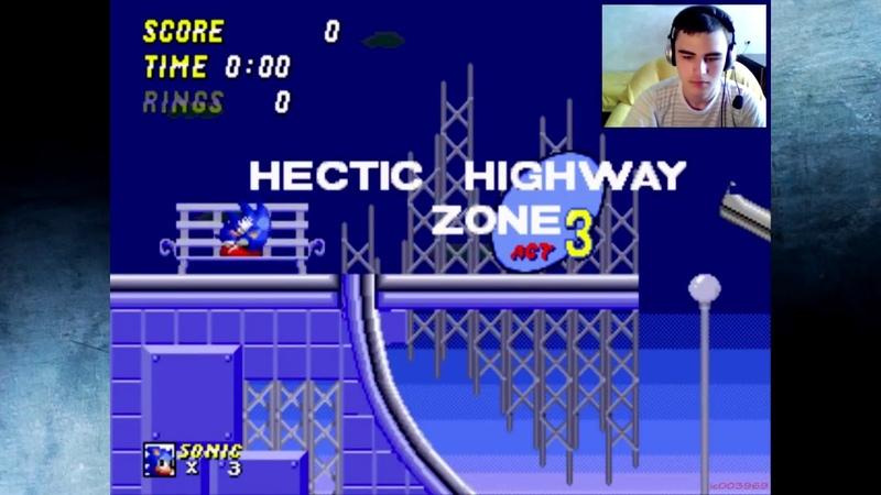 Обзор Sonic Zoom by Looney Dude Ну, это уже прикольно !