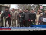 В Симферополе возложили цветы и почтили минутой молчания российского лётчика Романа Филипова, погибшего в Сирии