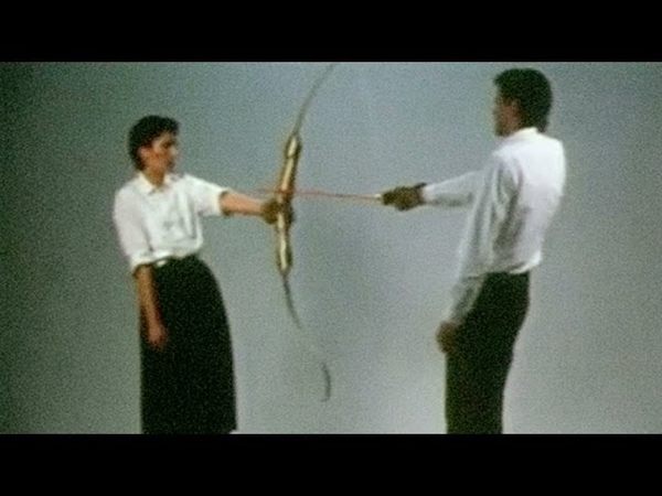 Marina Abramović Ulay - The Other Rest Energy (1980)