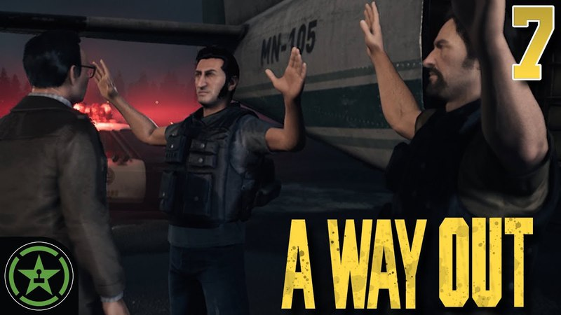 Lets Play Pals - A Way Out - It Doesnt Have To Be Like This (7)