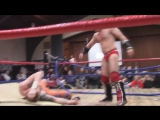 Jake Parnell (c) vs. Gary Jay ZERO1 USA World Junior Heavyweight Title Last Man Standing Match