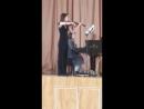 Гайдн соната для скрипки и ф но D dur 2 и 3 части